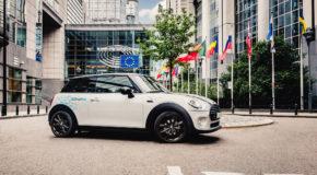 DriveNow startet in Brüssel