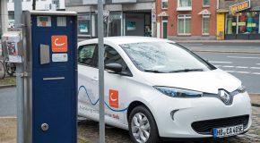 Elektromobilität beim Carsharing wie auch bei Privat-Fahrzeugen