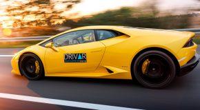 Carsharing für Sportwagen: DRIVAR